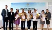 85 cư dân đầu tiên nhận bàn giao sổ hồng nhà ở Senturia Vườn Lài