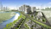 """Loạt dự án bất động sản """"khủng"""" chậm triển khai tại khu đô thị Nam Sài Gòn"""