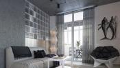 4 mẫu thiết kế căn hộ chung cư dưới 50m2 hiện đại và tiện nghi nhất