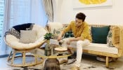 Khám phá căn hộ đẹp đến mê ly của MC Minh Tuấn