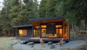 """Nhà đẹp lộng lẫy với vật liệu """"siêu"""" đơn giản"""
