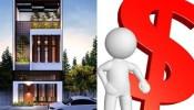 """Cách tính chi phí xây nhà 3 tầng """"chuẩn đét"""" năm 2019"""