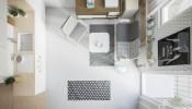 5 mẫu thiết kế chung cư mini phổ biến mà đẹp hiện nay