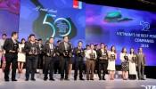 Novaland góp mặt trong Top 50 công ty kinh doanh hiệu quả nhất Việt Nam