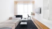 Thiết kế nội thất thông minh cho căn hộ 65m2
