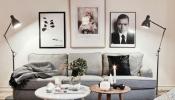 9 lựa chọn lý tưởng cho sofa phòng khách chung cư nhỏ 2019