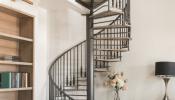 Cầu thang xoắn ốc - lựa chọn thông minh cho những không gian nhỏ