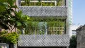 Khám phá không gian xanh của ngôi nhà phố 3 tầng hiện đại 5m x15m ở Thành phố Hồ Chí Minh