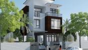 Cách tính chi phí xây nhà 2 tầng chi tiết theo từng diện tích