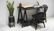 Top 10 mẫu bàn làm việc màu đen được yêu thích nhất tại Hà Nội