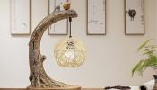 Những mẫu đèn ngủ decor trang trí phòng ngủ tuyệt vời nhất