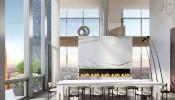 'Đứng hình' với không gian sống bên trong căn hộ 98 triệu đô ở New York