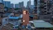 Thiết kế độc đáo trong ngôi nhà 94m2 ở Trung Quốc