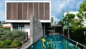 Ngôi nhà thiết kế sang chảnh như resort ở Tiền Giang