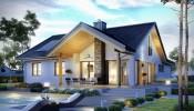 Các mẫu thiết kế biệt thự giá rẻ một tầng mái thái