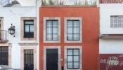 Nhà phố ở Mexico tuyệt đẹp với thiết kế độc đáo