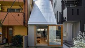 Thiết kế khiến ai cũng phải nể phục trong ngôi nhà Nhật 19m2