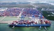 Chính phủ tiếp tục chỉ đạo xây dựng hạ tầng tại cảng Cái Mép