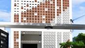 Ngôi nhà ấn tượng tại Đà Nẵng với không gian thoáng gió