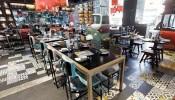 """TPHCM: Quán bar """"mọc"""" trên nóc cao ốc The One Saigon"""
