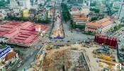 TPHCM: Sẽ tổ chức thi tuyển ý tưởng thiết kế khu vực nhà ga Trung tâm Bến Thành