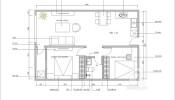 Tư vấn thiết kế không gian nội thất hiện đại, tiện nghi cho căn hộ 53m2