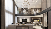 4 gợi ý mẫu thiết kế nhà đậm phong cách nội thất Châu Á