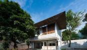 Ấn tượng với kiến trúc độc đáo của ngôi nhà mà cặp vợ chồng 9X tạiThái Nguyên sở hữu