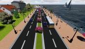 Quảng Ninh khởi công tuyến đường bao biển hơn tỷ đồng