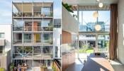 Thiết kế độc đáo của ngôi nhà 3 Generation House khiến nguời ngắm không khỏi 'trầm trồ'