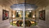 Ghé thăm ngôi nhà đặc biệt Kaleidos house với kích thước 4 x 69m2