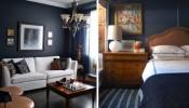 Màu xanh Navy: xu hướng mới trong thiết kế nhà ở