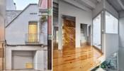 Thiết kế không gian mở giúp Casa Descuadra thêm rộng rãi