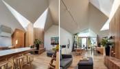 His & Her House - Ngôi nhà được thiết kế để ca ngợi tình yêu đẹp tuyệt vời của gia chủ