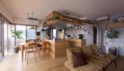Ghé thăm căn hộ Nionohama 85m2 với thiết kế đẹp-độc-lạ