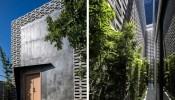 Thiết kế tránh nắng, thông gió độc đáo của ngôi nhà ở Đông Tảo, Hưng Yên