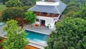 Nếu muốn trốn khỏi sự ồn ào của đô thị, Villa Giang House là điểm đến lý tưởng