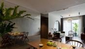Căn hộ Lexington Residence 76m2 tại Sài Gòn như được nhân đôi không gian nhờ thiết kế sáng tạo