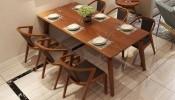 3 lưu ý quan trọng khi chọn bàn ăn cho gia đình