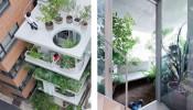Ngôi nhà 4 tầng Garden & House: Điểm nhấn mát lành giữa lòng thành phố Tokyo đông đúc