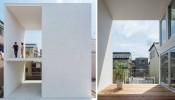 Little House with a Big Terrace - Ngôi nhà có thiết kế hiện đại đặc biệt ấn tượng