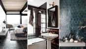 Gạch men tối màu – giải pháp hoàn hảo cho những mảnh tối tinh tế trong nhà