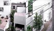 Sự sắp xếp độc đáo của '10 khối hộp' tạo nên nhà trọ Moriyama House ấn tượng tại Nhật Bản