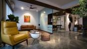 Ấn tượng với cách sử dụng nội thất đầy cá tính trong căn hộ Lucky Palace
