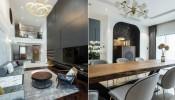 Chút chấm phá của phong cách Rustic tạo nên vẻ hoàn hảo cho căn hộ Mulberry Land