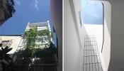 Nhà cho thuê - ấn tượng với không gian ngập tràn ánh sáng và gió tự nhiên