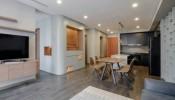 P02 Apartment - Căn hộ Hà Nội được cải tạo trở nên hiện đại, sáng tạo hơn