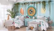 Bật mí 3 cách trang trí phòng ngủ gúp trẻ phát triển thị giác