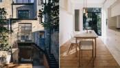 Sự kết hợp hoàn hảo giữa phong cách hiện đại và cổ điển bên trong ngôi nhà Squat House