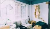 Nhờ cách bố trí thông minh và sáng tạo, căn hộ của hai anh em ở Tứ Xuyên gây ấn tượng mạnh